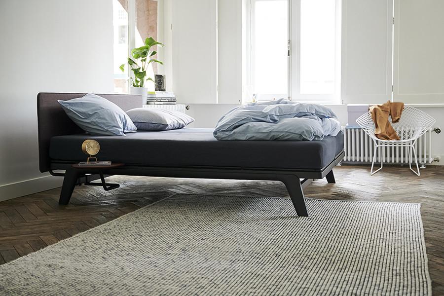 auping original bed in het zwart