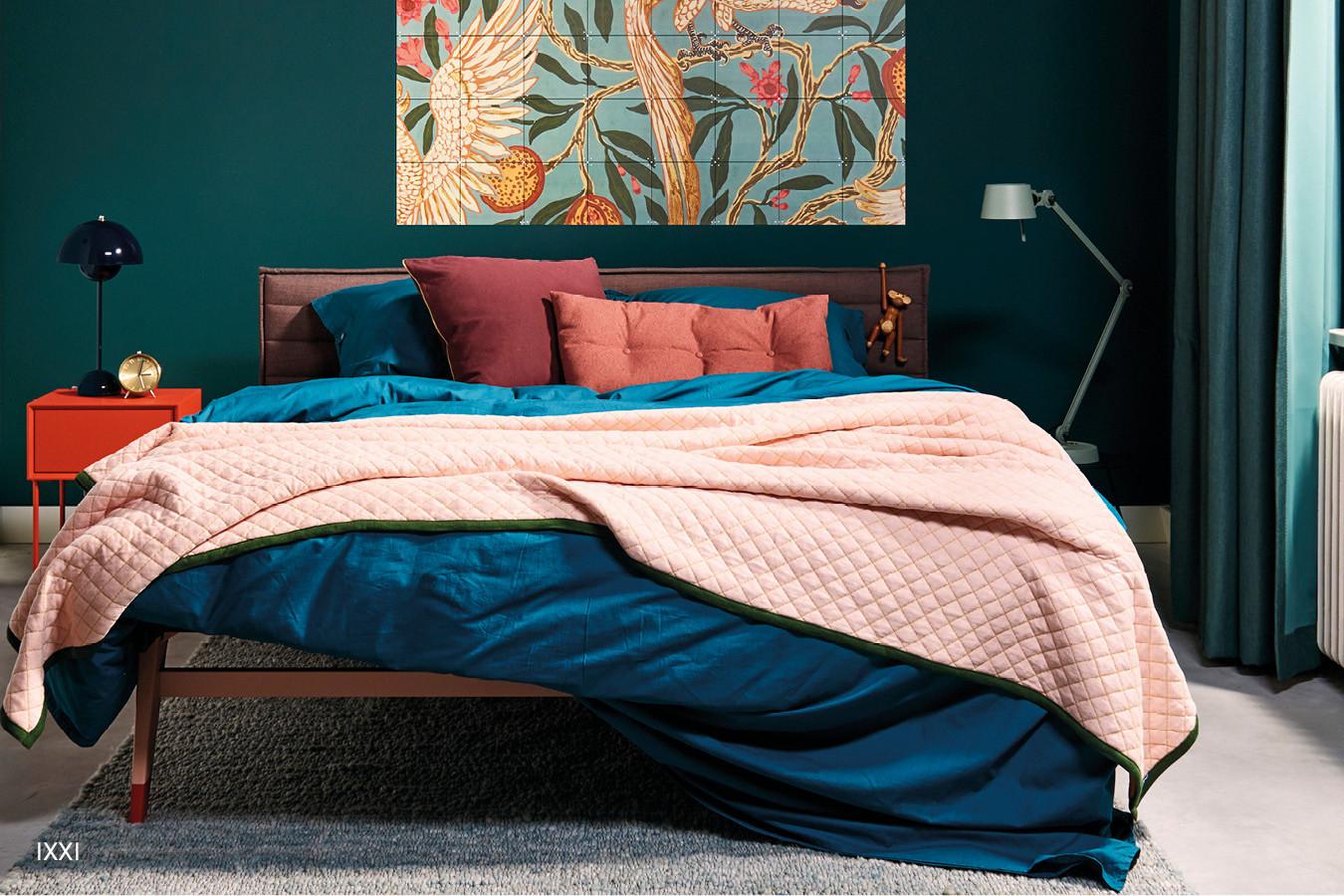 Original bed van Auping