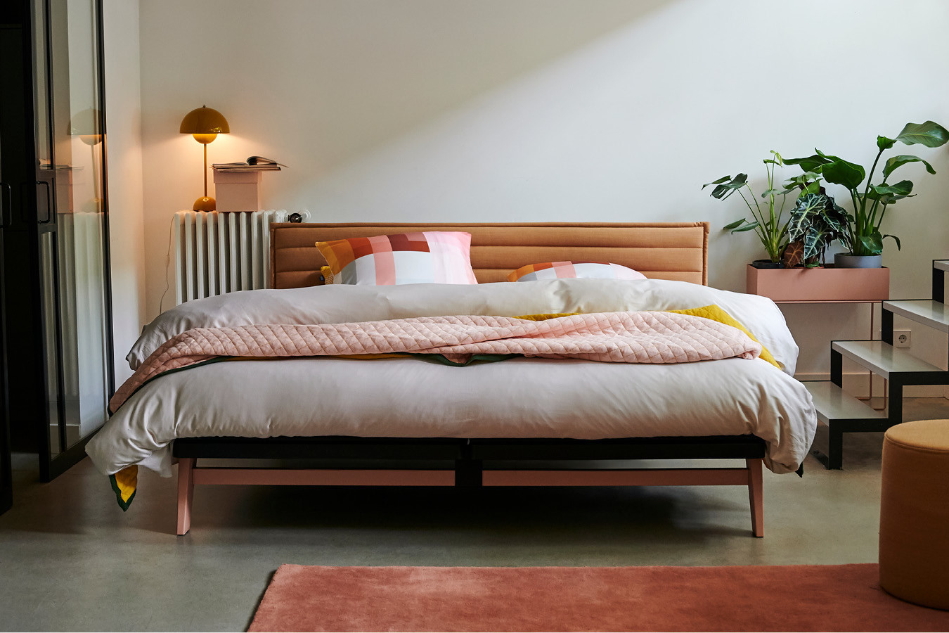 roze original bed auping