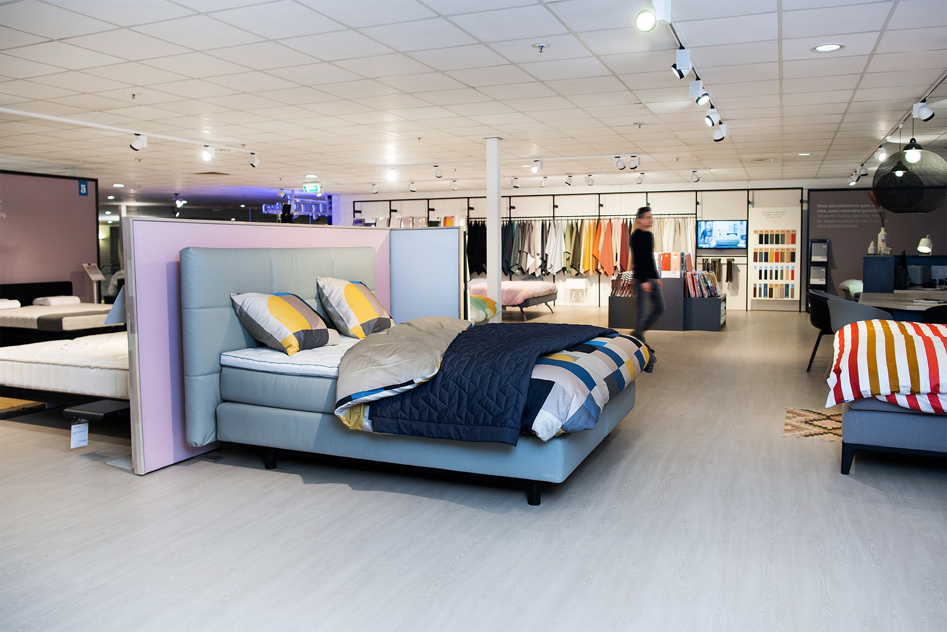 Auping collectie bedden in Groningen