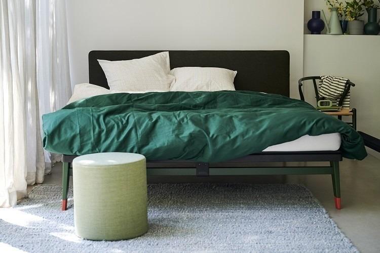 auping essential bed spiraalbodem