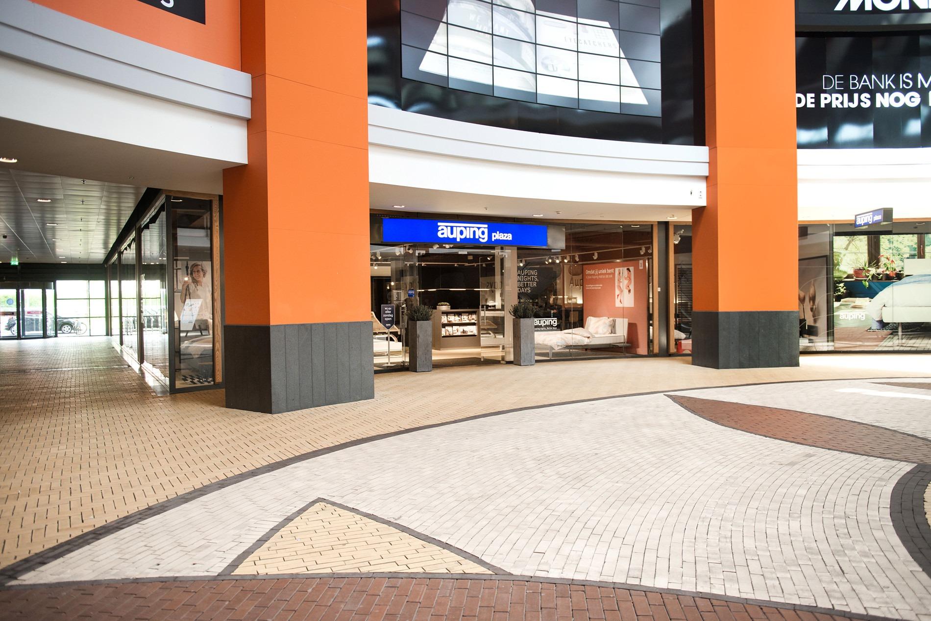 Auping beddenwinkel Den Haag Megastores