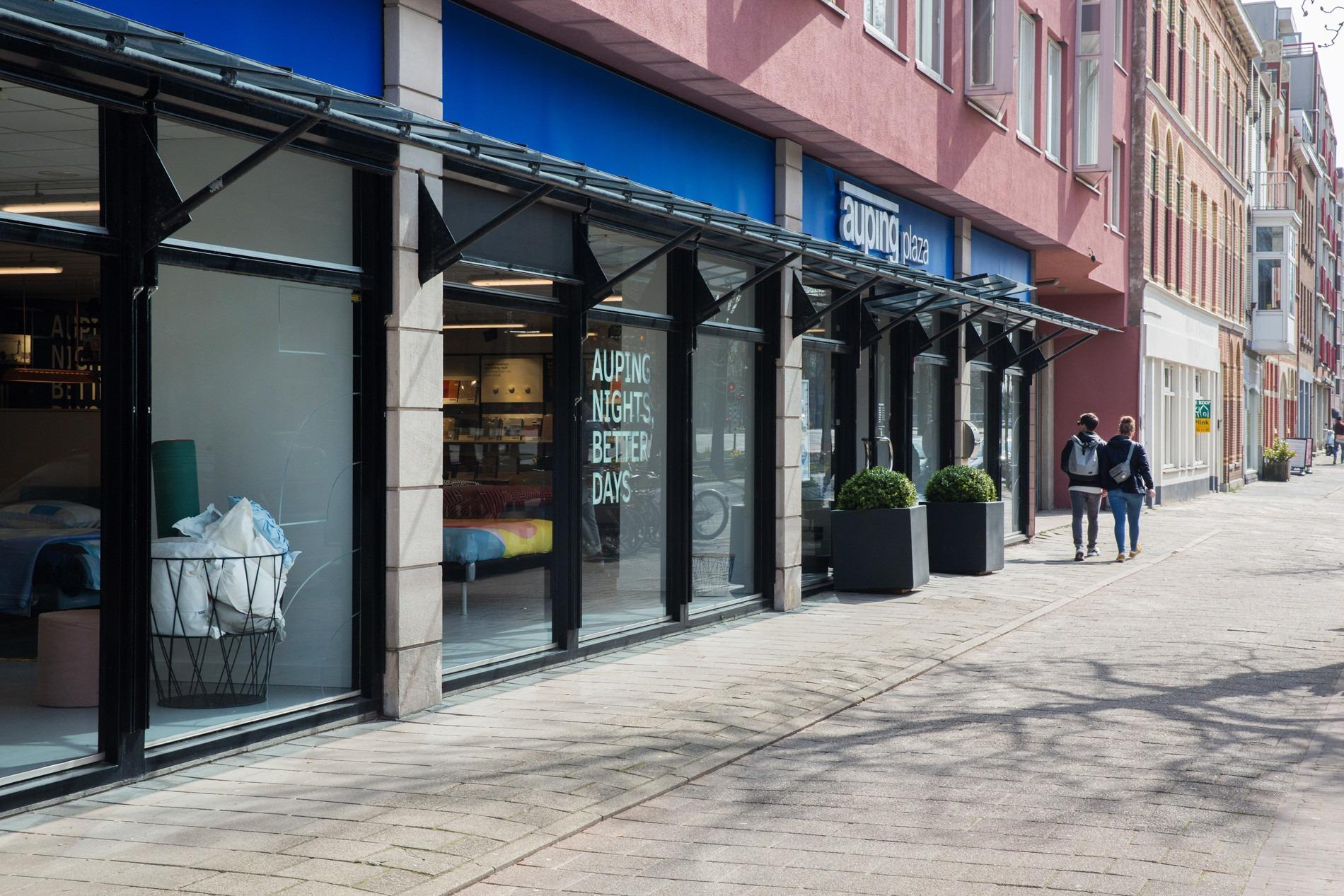 Auping beddenwinkel Den Haag