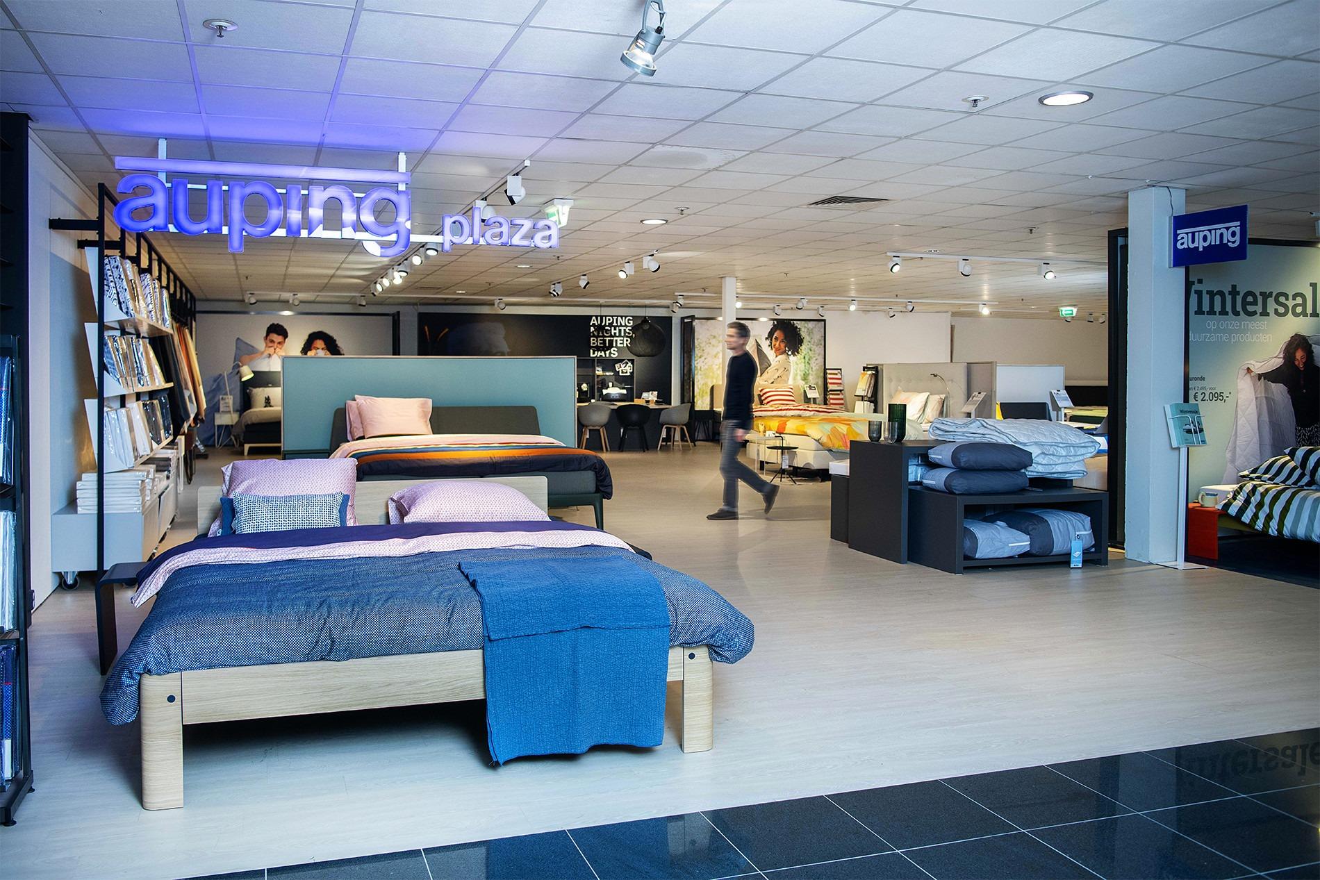 Auping beddenwinkel Groningen