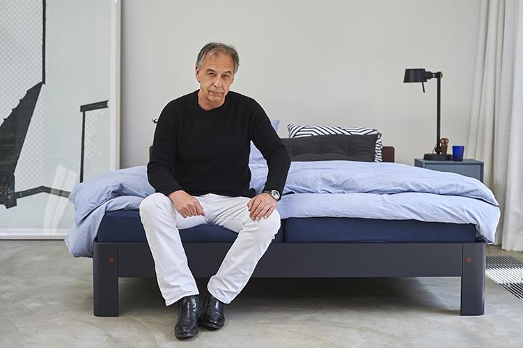 Frans de La Haye designer voor Auping