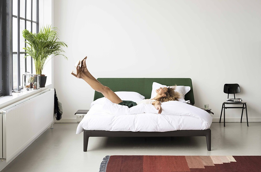 comfortabele houten bedden 180x200