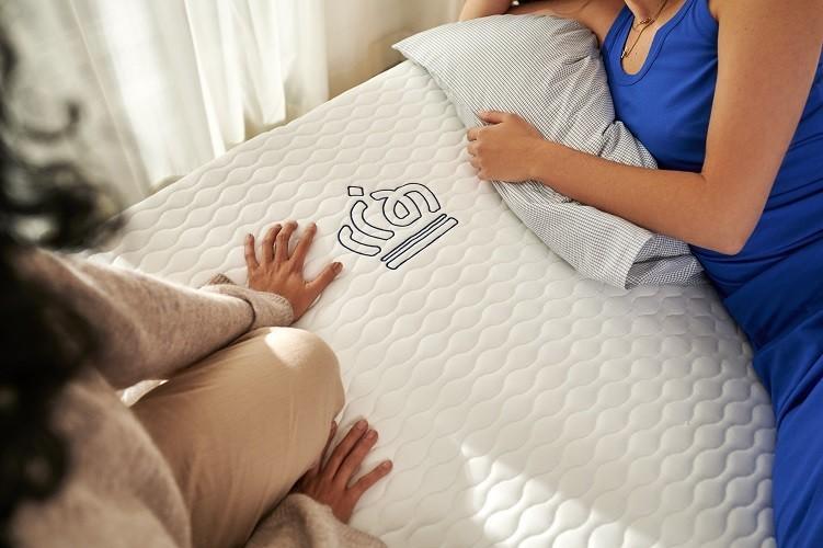 Ventilerende madras fra Auping