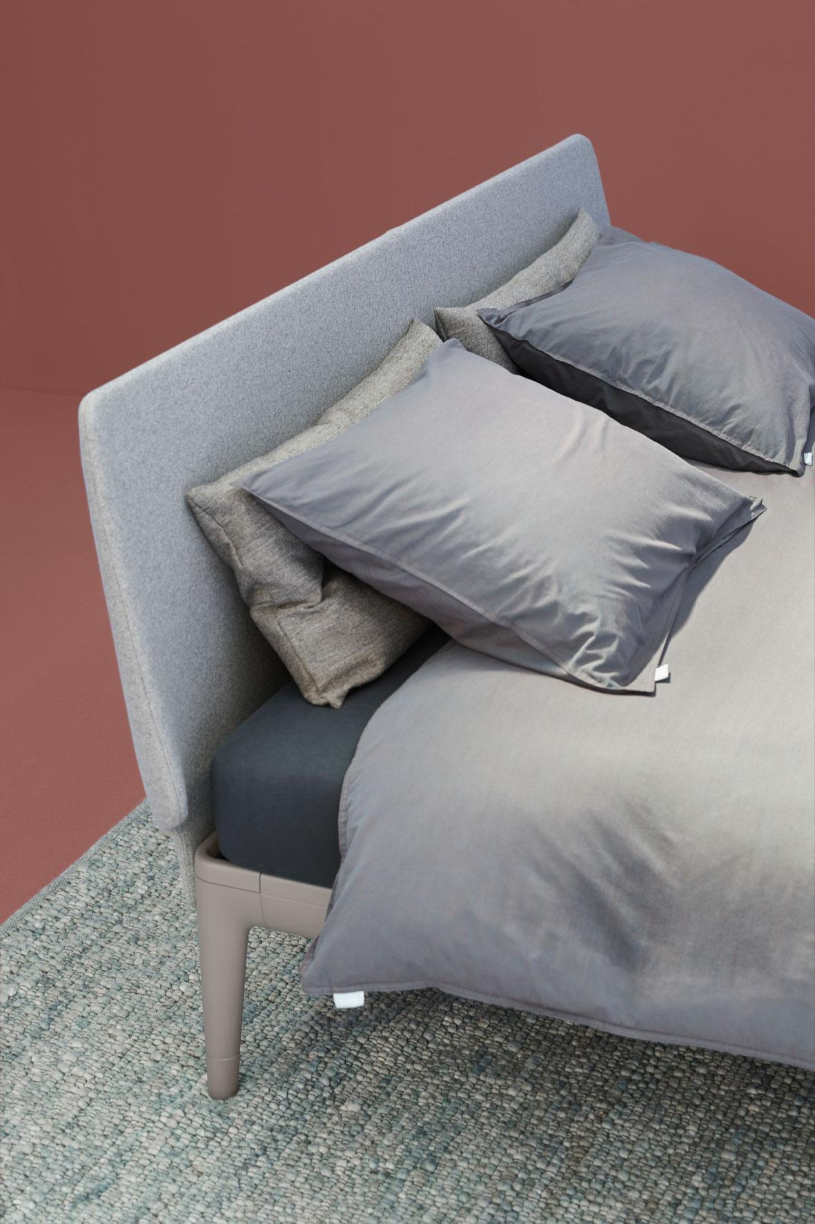 Essential bed voor een perfecte nachtrust auping - Ontwerp hoofdbord ...