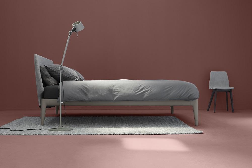 auping bett essential modernes und langlebiges design. Black Bedroom Furniture Sets. Home Design Ideas