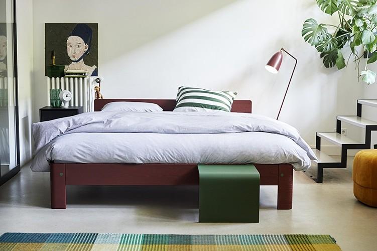 kleuren voor in de slaapkamer