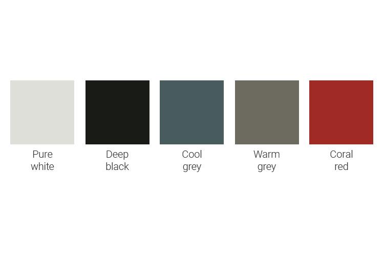 Farben Boxspringbett Tone