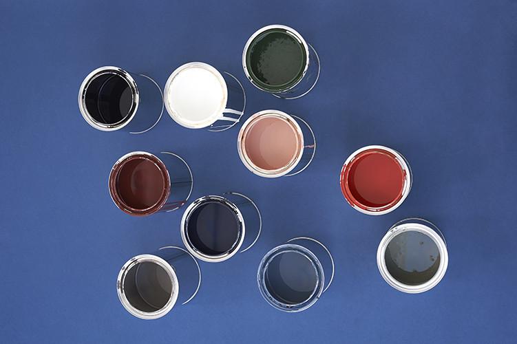 kleuren van Auping