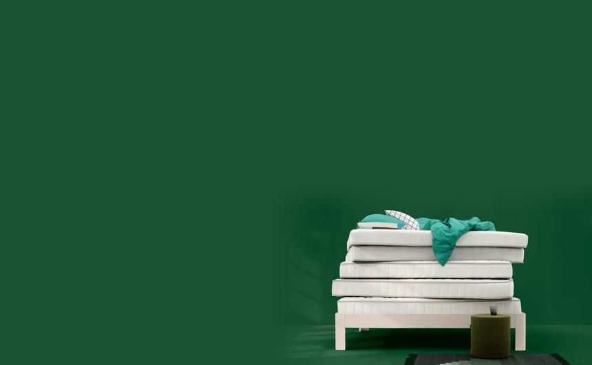 matrassen, bedden, boxsprings outlet sliedrecht