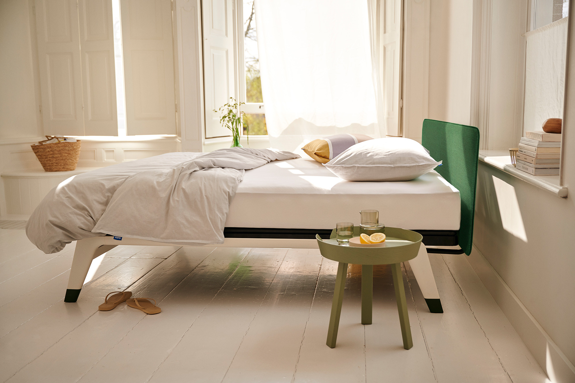 lit Original blanc