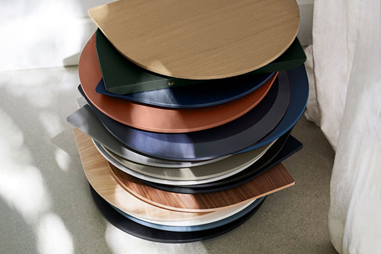 table de chevet couleurs