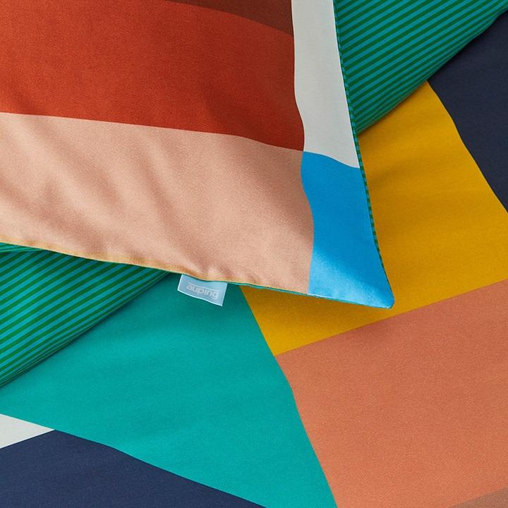 Duvet Cover Cubist Auping