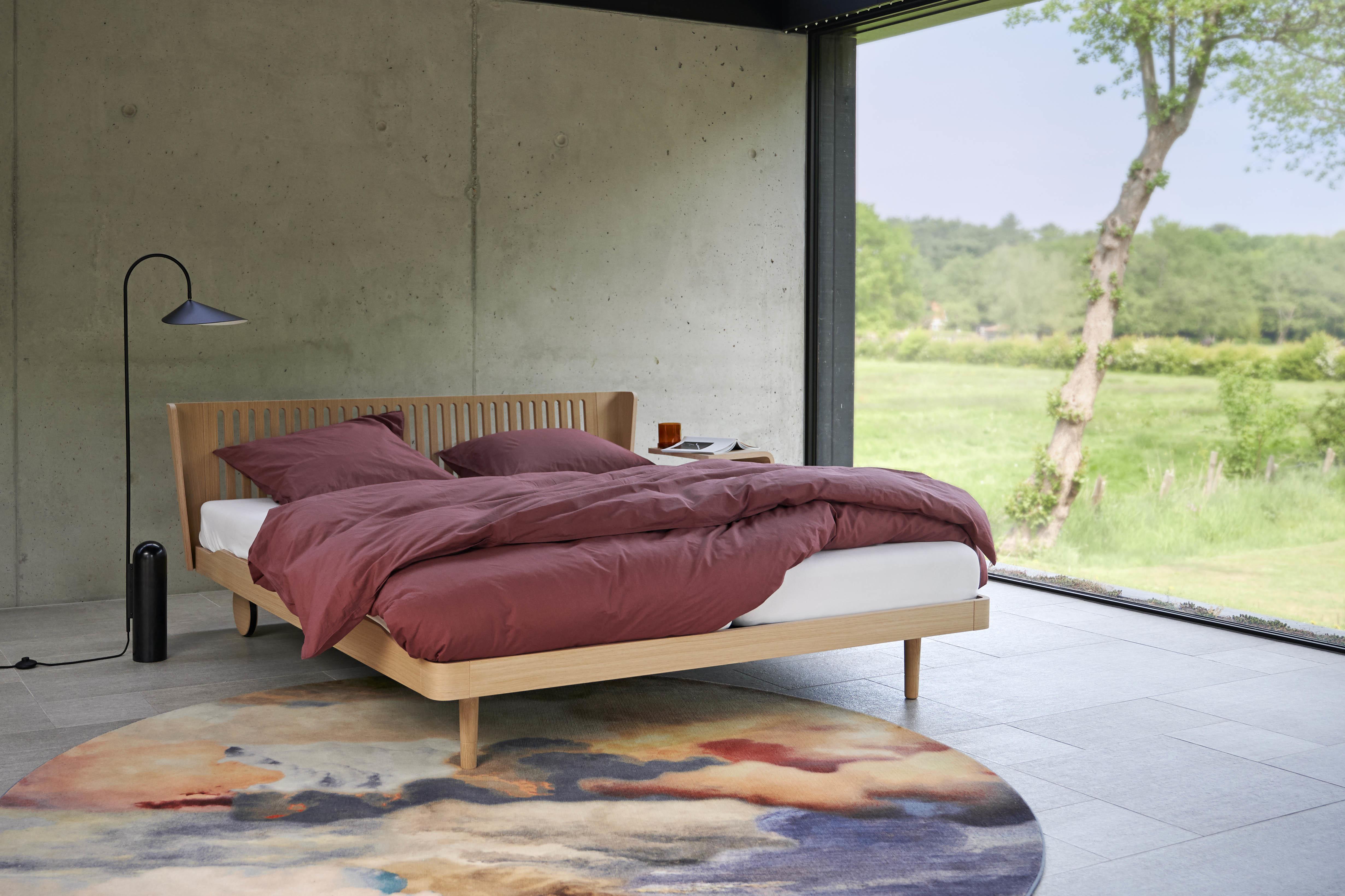 Noa bed in bedroom