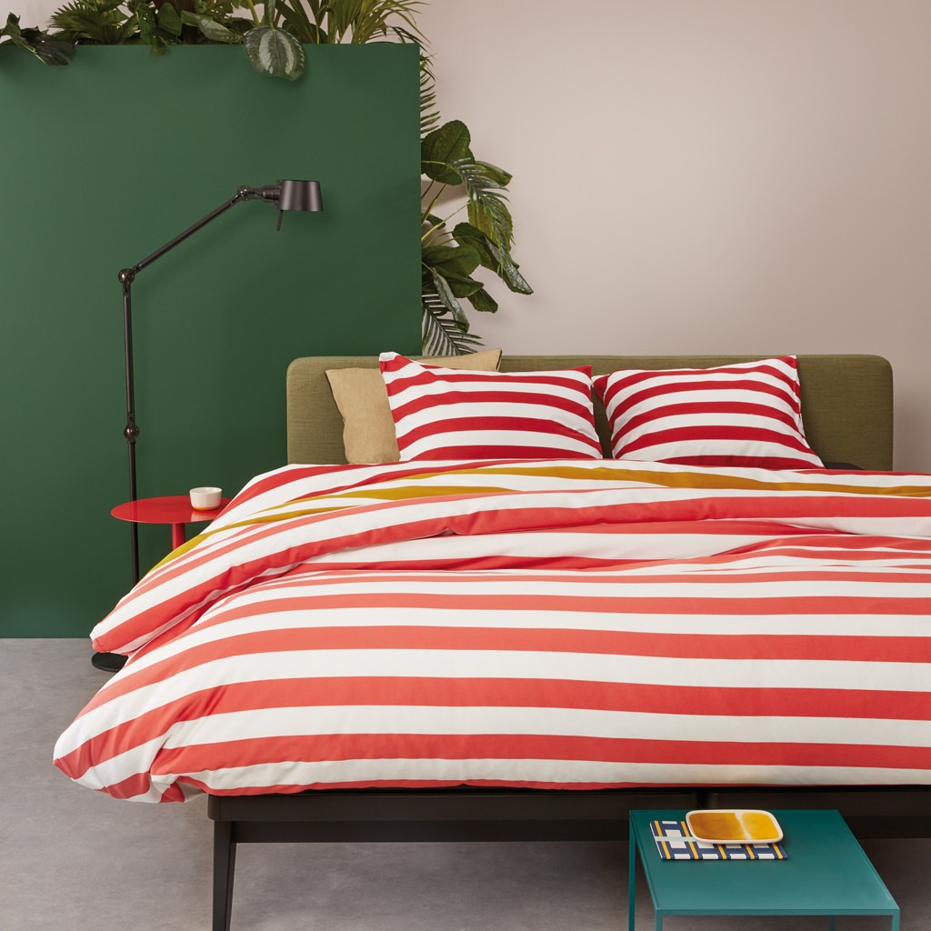 Duvet cover Pacific Red Auping