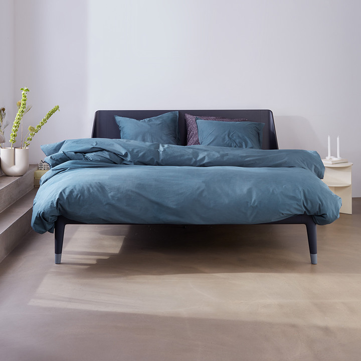 Duvet cover Phoebe Blue Auping