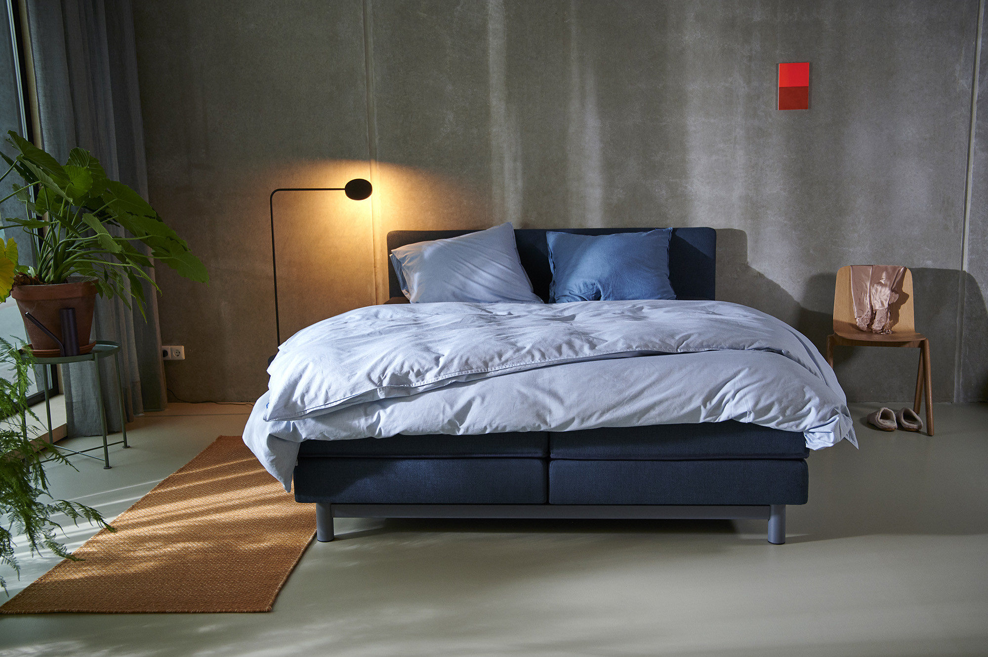 Boxspring Tone Auping