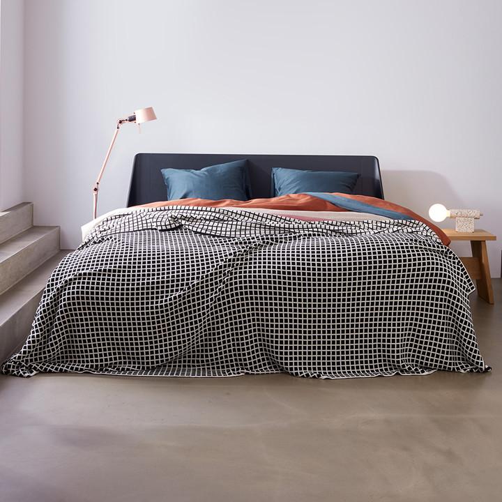 Bedspread Serpico Black Auping