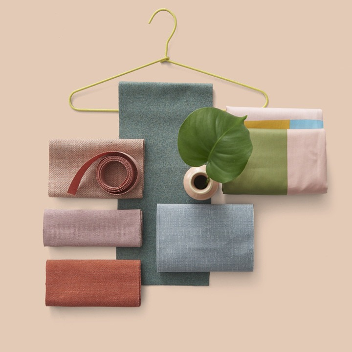 Auping tissus thème énergie et couleurs