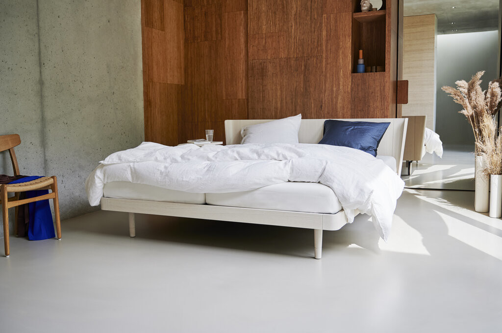 wit bed kopen