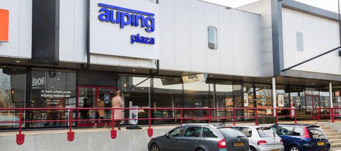 beddenwinkel Nijmegen Auping
