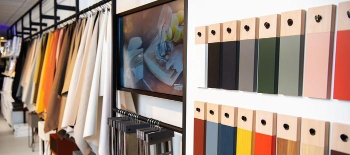 Kies je kleuren voor jouw Auping bed in Groningen
