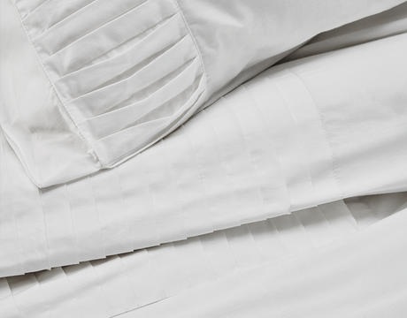 Duvet cover Pleated Auping