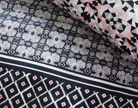 Tribal sengetøj