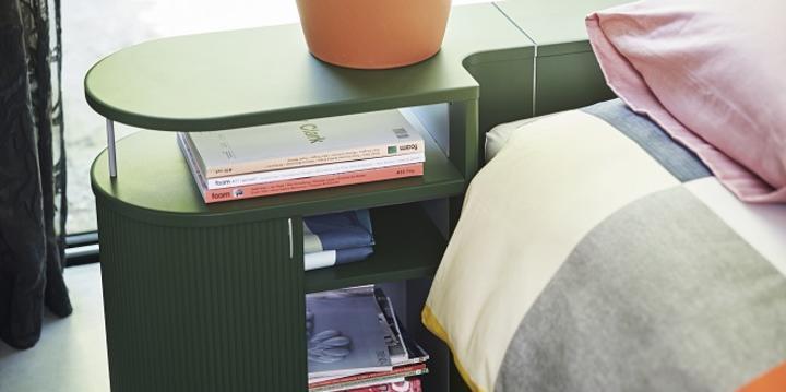 bett auping auronde – der moderne designklassiker, Hause deko