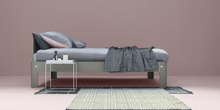 Bett auping auronde – der moderne designklassiker