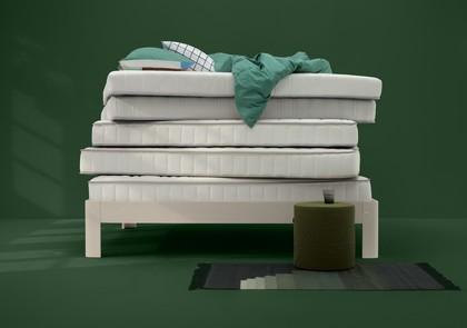 Recyclebare matrassen