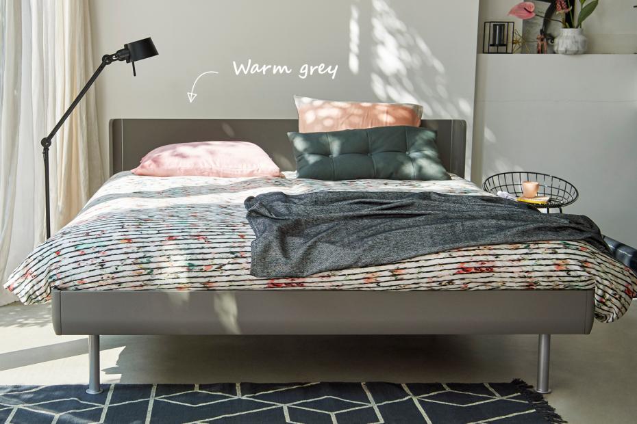 Nieuwe kleuren voor in de slaapkamer. Ontdek ze hier! | Auping