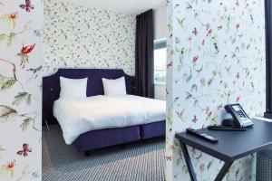 Auping in hotelkamer Tulip Inn