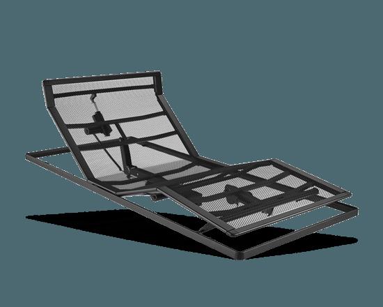 Sommier métallique à 3 moteurs