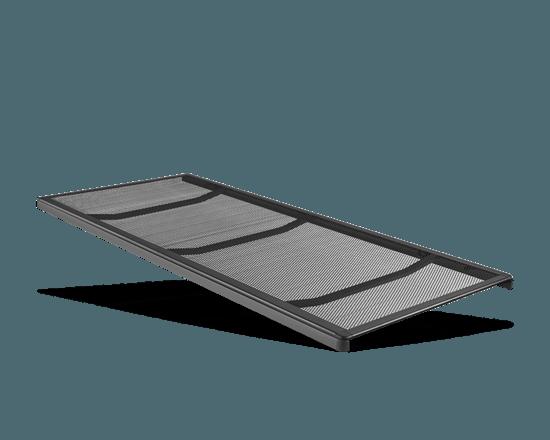 Sommier métallique plat