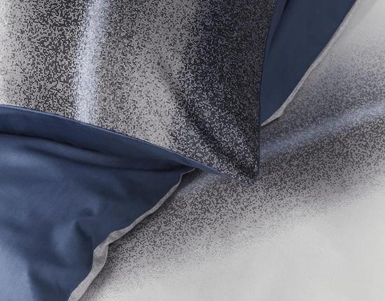 Pints Blau Bettwäsche von Auping