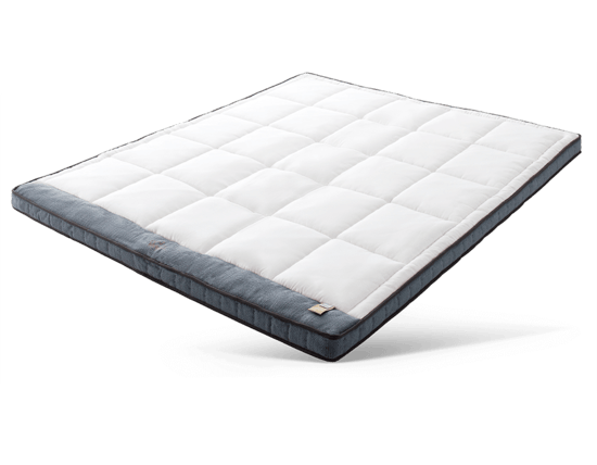 Top mattress Kiruna with horsehair