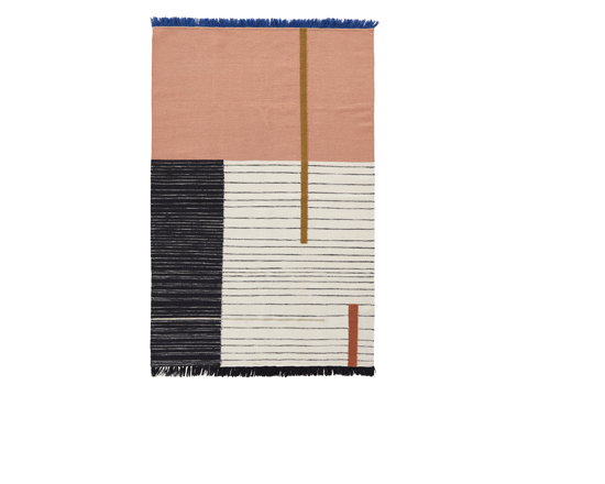 Mae Engelgeer Teppich für Auping