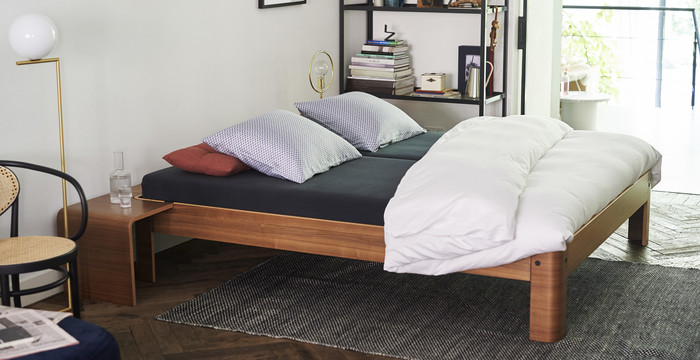 Auronde bed te koop in Auping beddenwinkels
