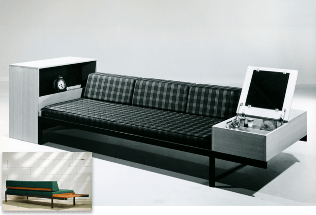 1965 Auping Couchette af Friso Kramer