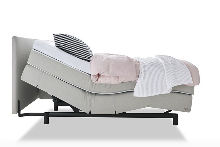 witte boxspring